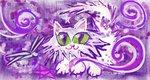 Purplr Faery Friends Stamp by hawthorne-cat