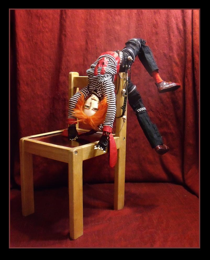 Chair & Back Again by hawthorne-cat