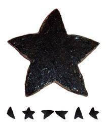 Black Star Cookiees