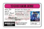 Yu-Gi-Oh Fangirl ID