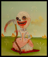 Grim Reaper by MyVictorianSecret