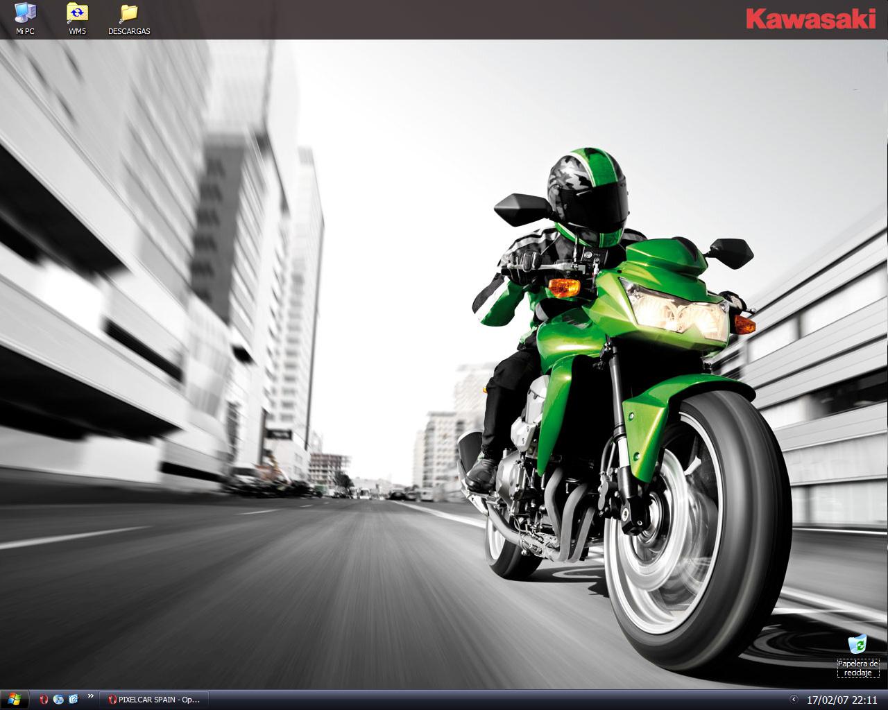 The Great Motorcycle Of Kawasaki Z 750