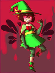 Magical Chara by MonsterKirsche