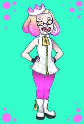 Pearl by MonsterKirsche