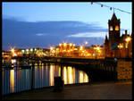 Cardiff Bay Skyline