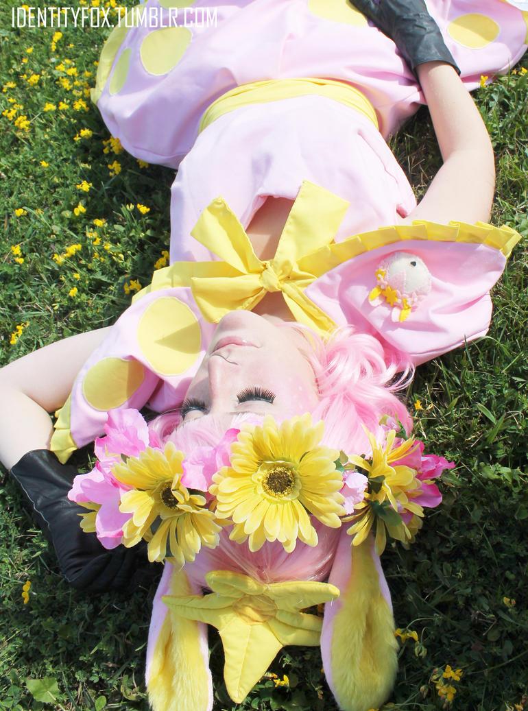 Spring Deerling Gijinka-Pokemon 3 by Fennec777