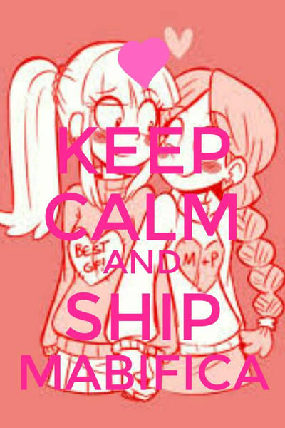 Keep Calm and Ship Mabifica by catrinacally