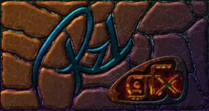 Wallpaper logo rzl-gfx