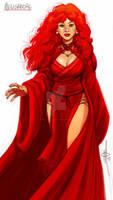 The Red Priestess Melisandre