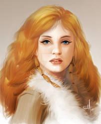 Val - The Wildling Princess