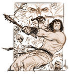 Conan layout sketch