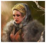 Val Wildling Princess -  Christina T.