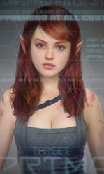 Alyssia - Target Prime