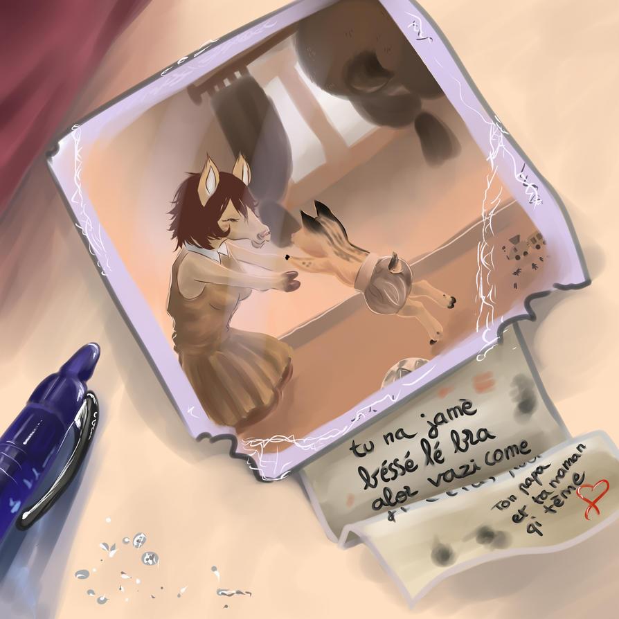 M-Event ::Souvenirs:: LORYS by Thildou-chan