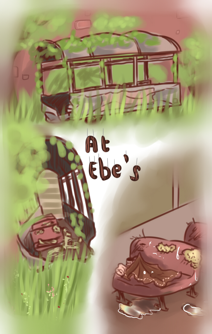 At Ebe's by Thildou-chan