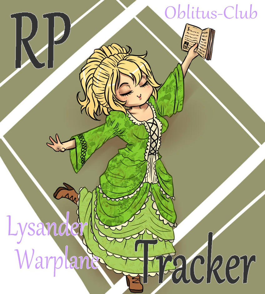 ::OC:: RP TRACKER Lysander by Thildou-chan