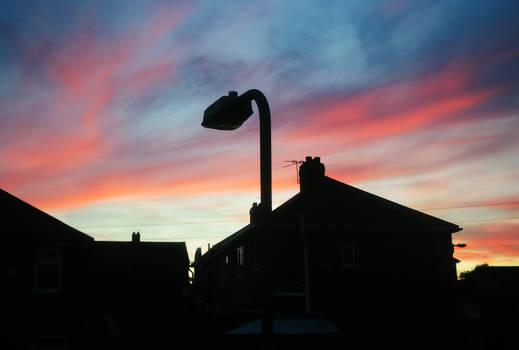 Sunset 17.09.10