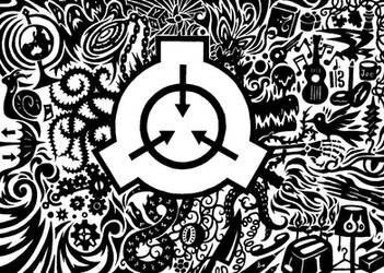 SCP Foundation Logo by SunnyClockwork