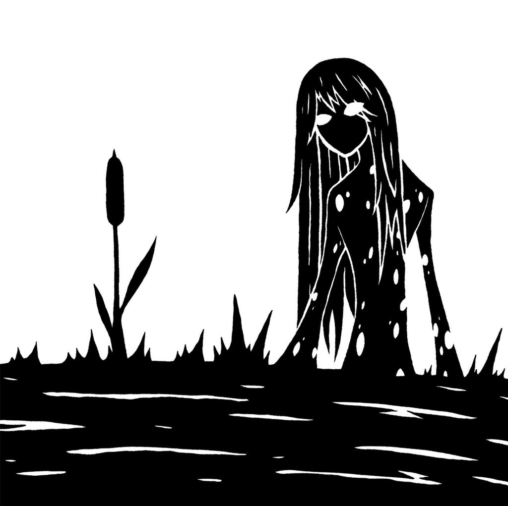 SCP-811 - Swamp Woman