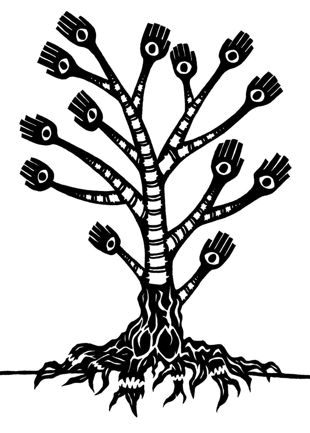 SCP-401 - 손바닥 나무