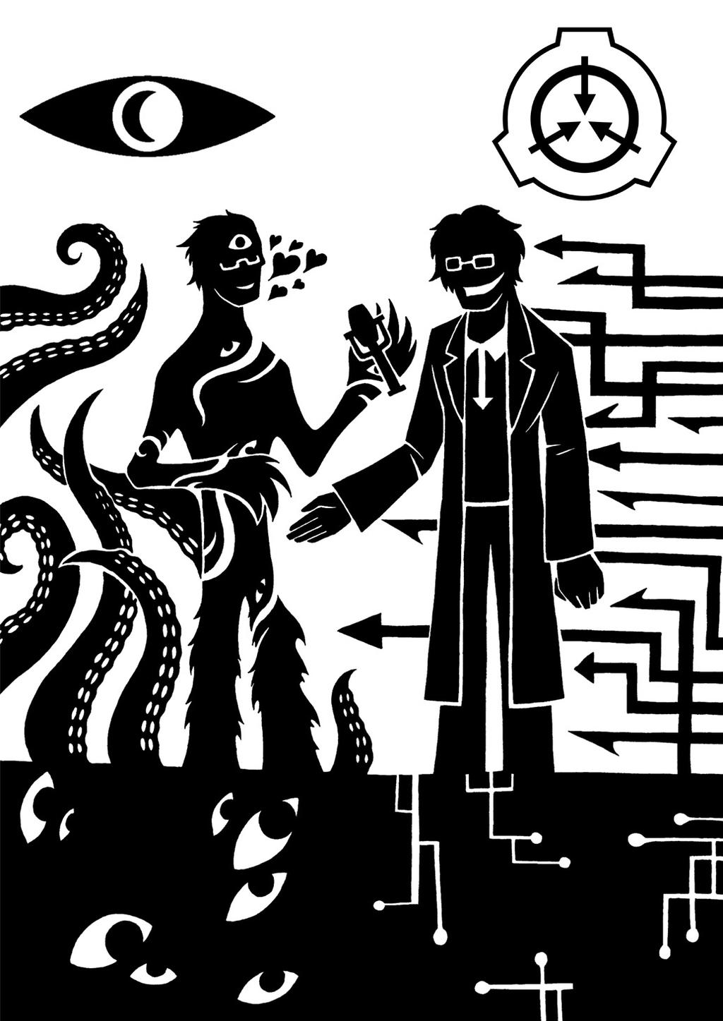 Night Vale & SCP Foundation Crossover