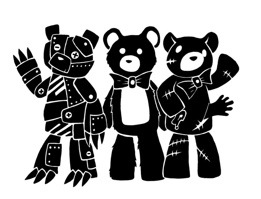 SCP-1048 - Builder Bear