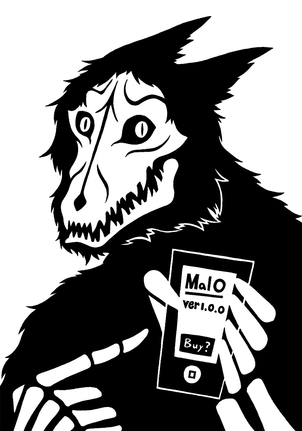 SCP-1471 - MalO 1.0.0版
