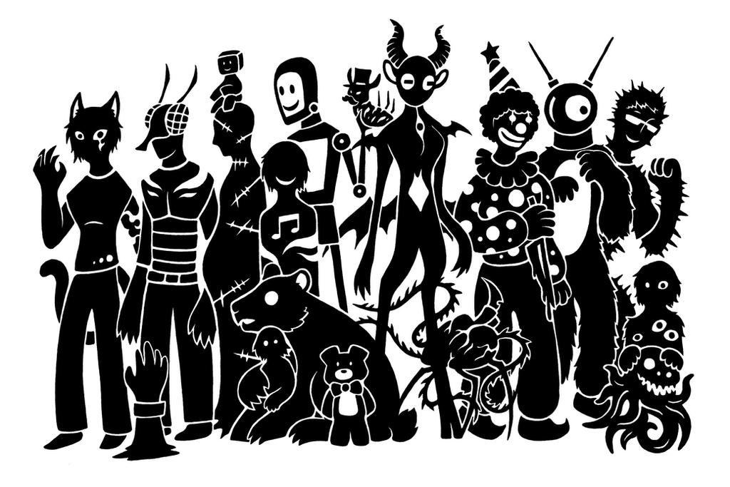 SCP Foundation March Madness Deathmatch 2015 - Sweet Sixteen