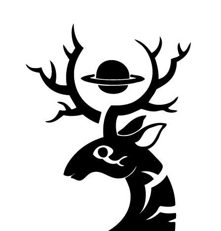 Saturn Deer Logo 02