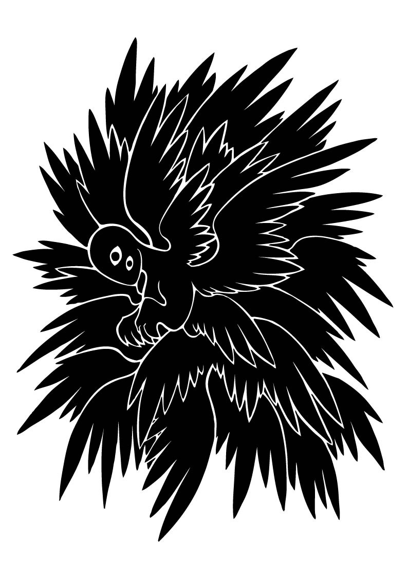 SCP-469 - Many-Winged Angel