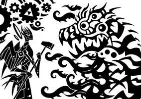War of Metal and Flesh