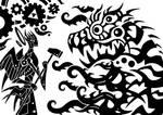 War of Metal and Flesh by SunnyClockwork