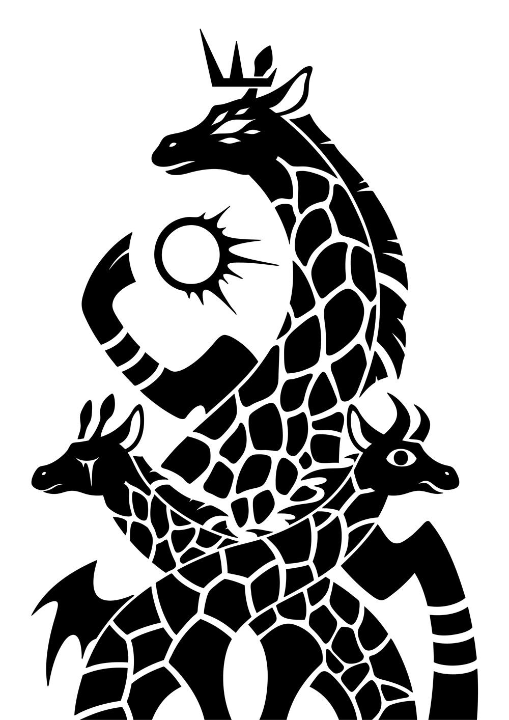 SCP-1557 - Giraffe Hell