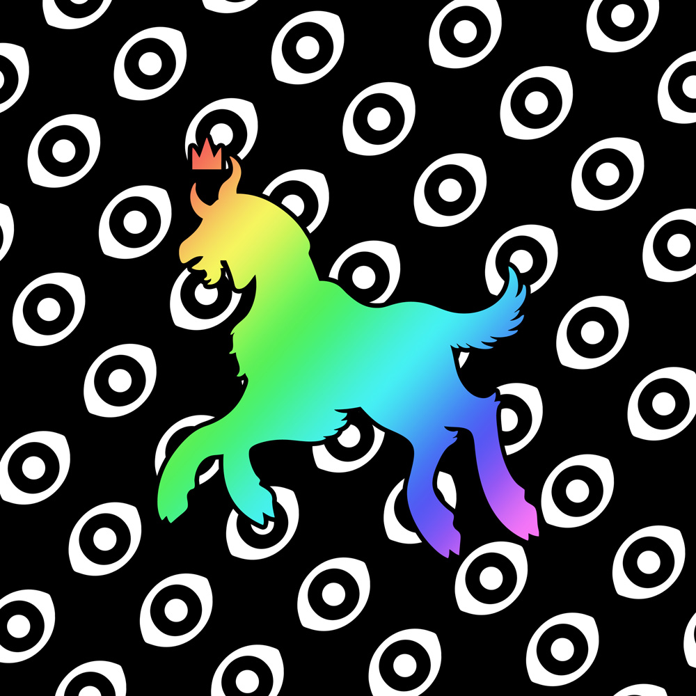 SCP-2576 - Joseph and the Technicolor Dream Goat