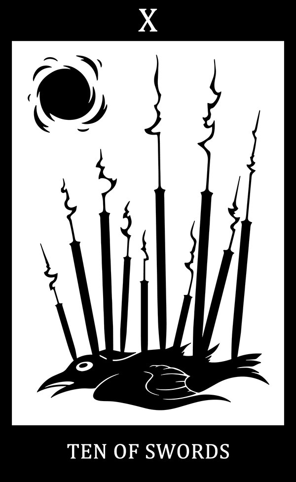 Ten of Swords: SCP-2481 - Kill the Suns
