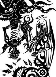 Ion and Bumaro Illustration