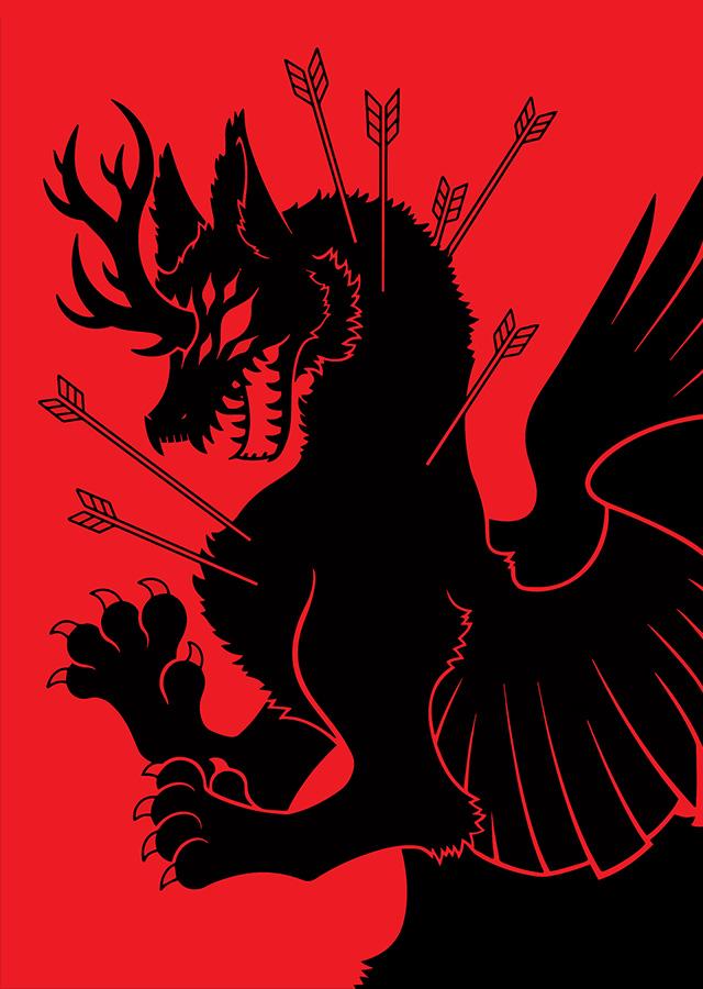 赤色的天狼 (无人更唱风中曲)