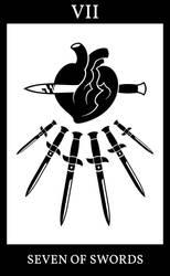 Seven of Swords - SCP-4087