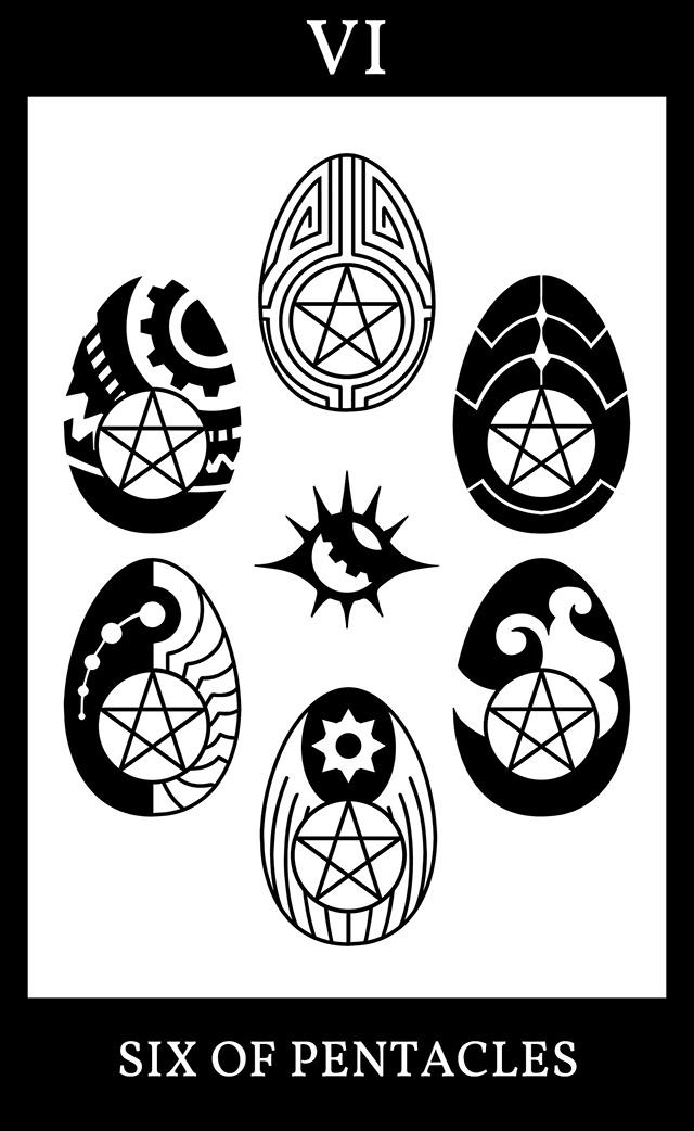 Six of Pentacles: SCP-1564 - Post-Nibbani