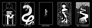 SCP Cards
