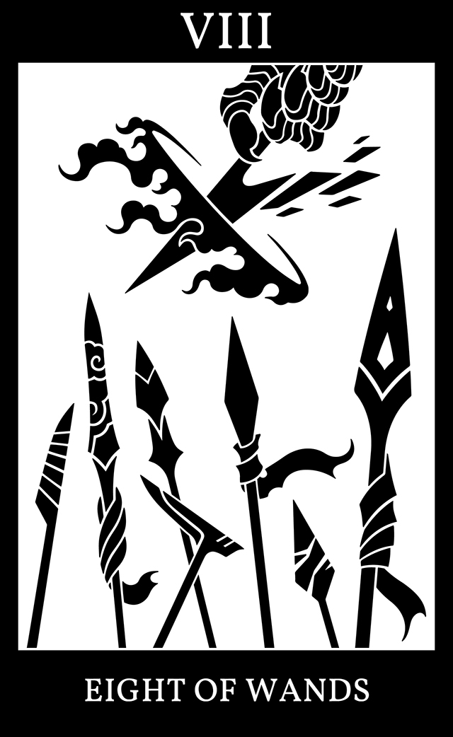 Eight of Wands: SCP-3838 - Nomads of the 4th-Dimensional Steppe