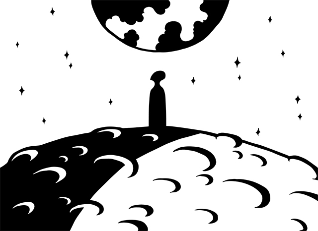 SCP-4939 - The Man on the Moon