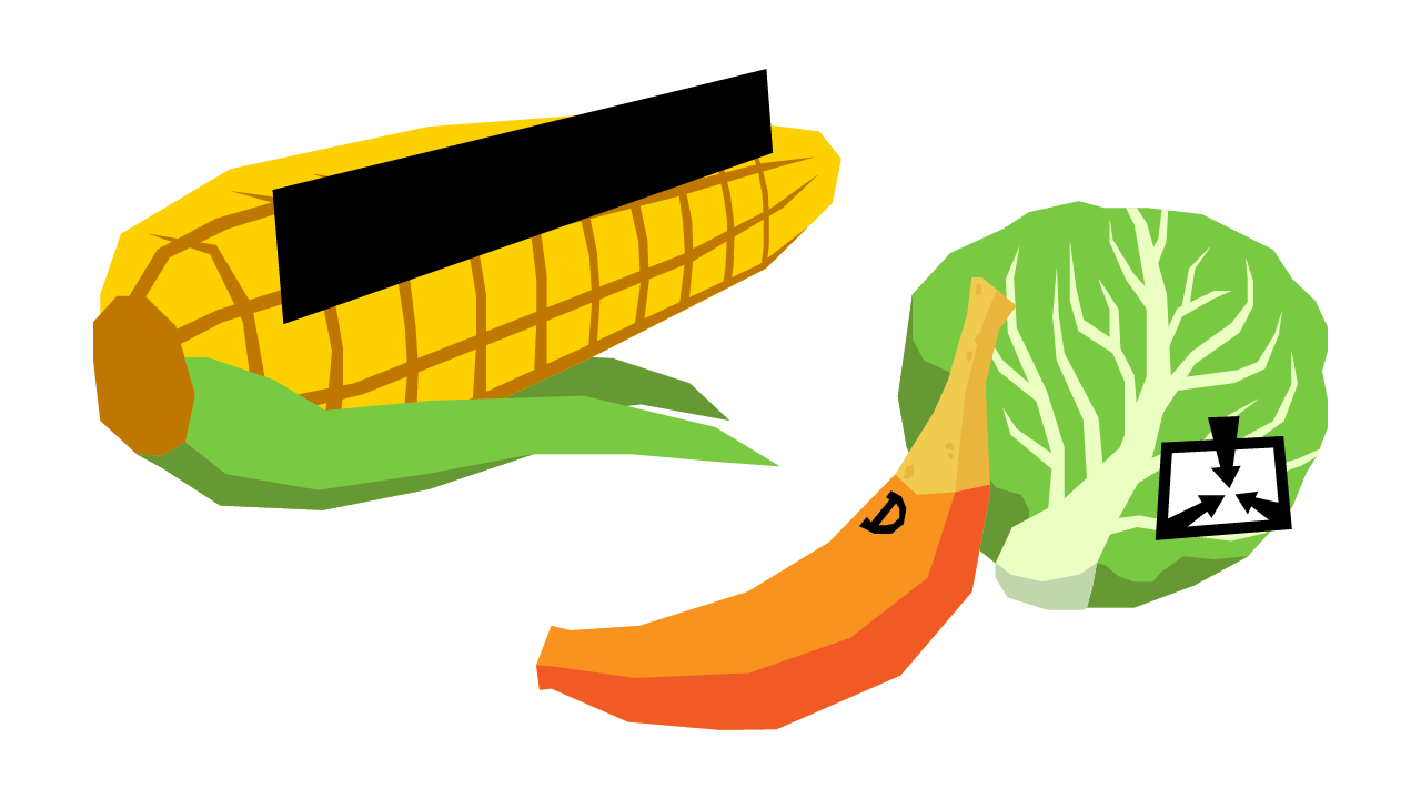 SCP-4630 - I Put My Lettuce in the CRISPR and Now It's Sapient (Vector Art)