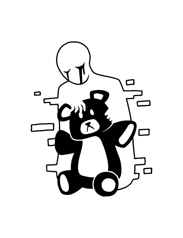 SCP-4773-2 - and a stuffed bear