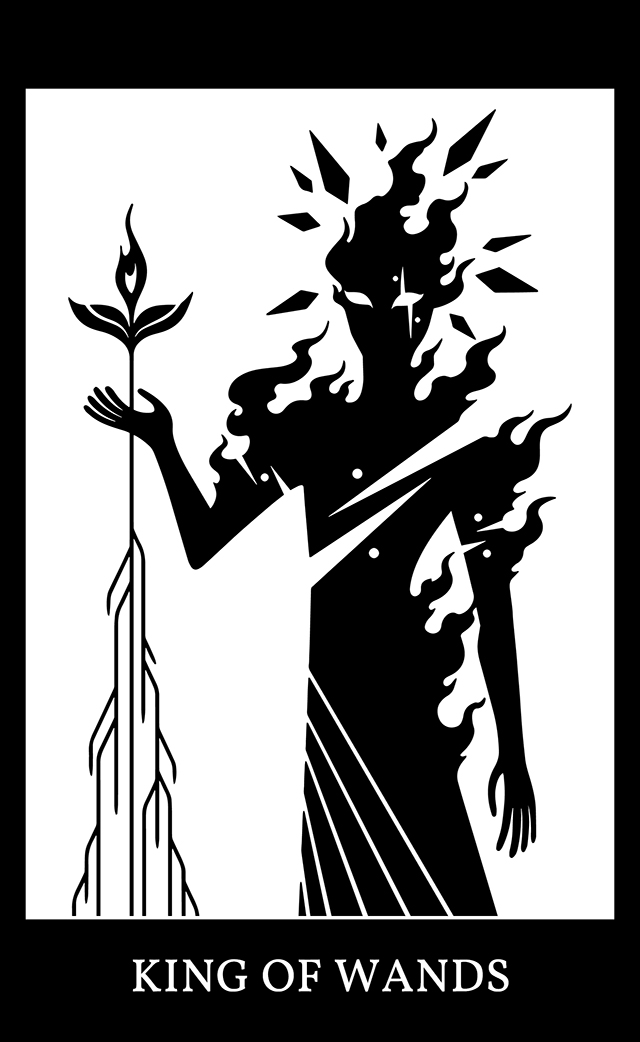 King of Wands: Pangloss (SCP-1612)