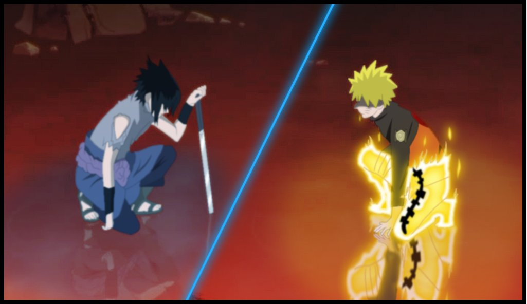 Naruto Vs Sasuke Final Battle By Itachiulquiorra On Deviantart