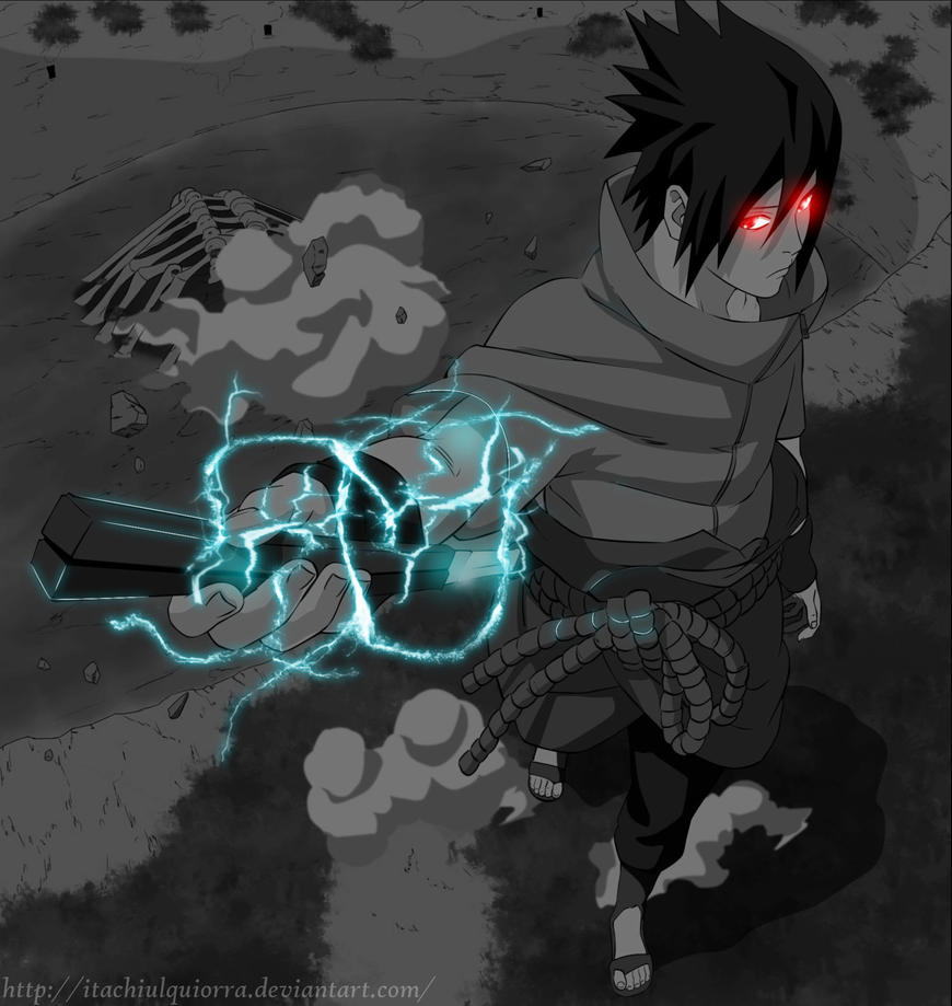 Sasuke Uchiha 567 By Itachiulquiorra On DeviantArt
