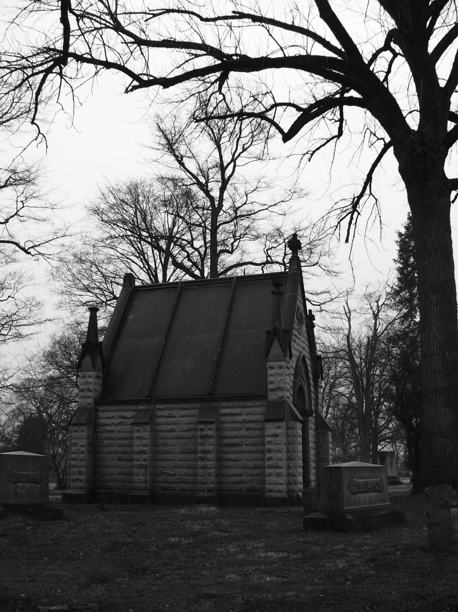 Cemeteries Black and White by ChickRolln0n20s on DeviantArt  Cemeteries Blac...
