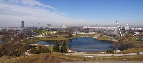 Olympia Area Munich