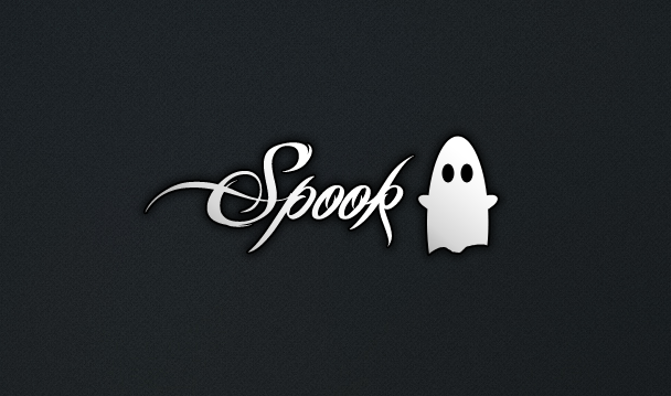 Spook Logo Design by Something-Syrup